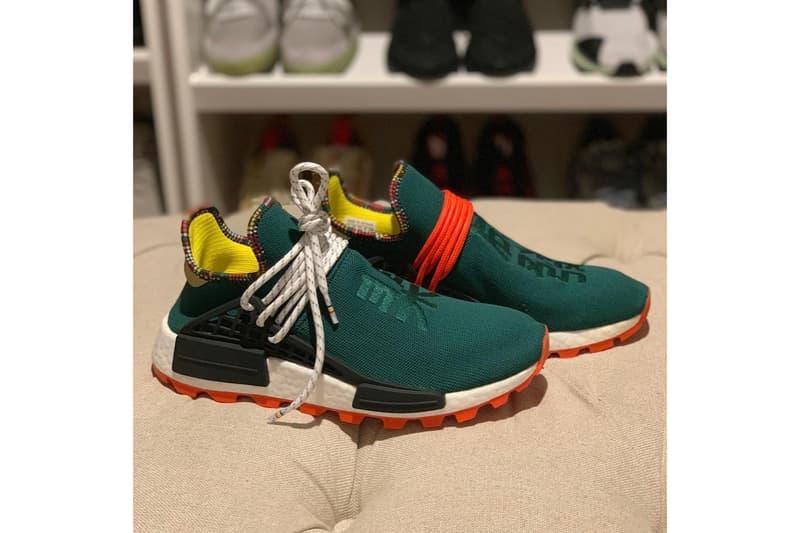 Pharrell x adidas Originals Hu NMD 全新中國限定配色曝光