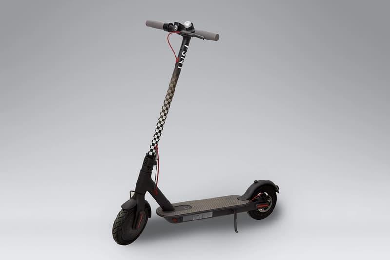 跨界合作-PSNY & 小米聯手打造電動滑板車發佈