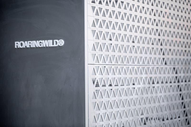 走進 ROARINGWILD UPPERHILLS 概念旗艦店