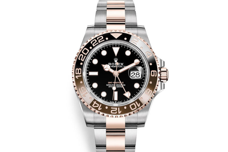 Rolex GMT-Master II 全新「Everose Rolesor」版本發佈