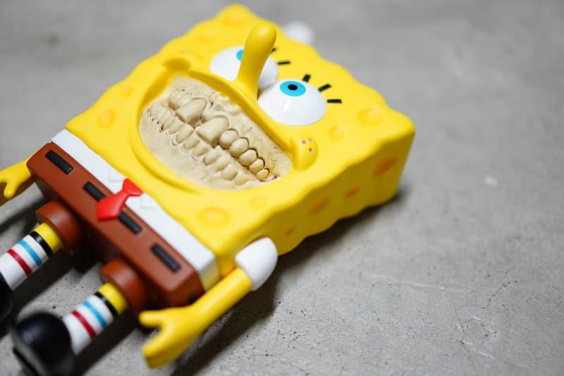 近賞 Ron English「Cheezy & Super Starfish」Grin 模型
