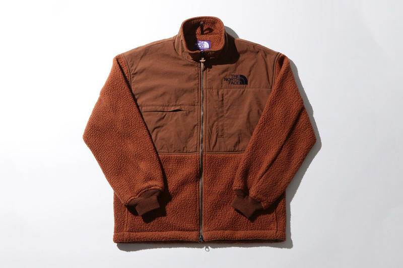 The North Face Purple Label x Beauty & Youth 攜手打造別注 Fleece 服飾系列