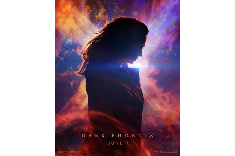 《X-Men: Dark Phoenix》電影官方海報正式發佈