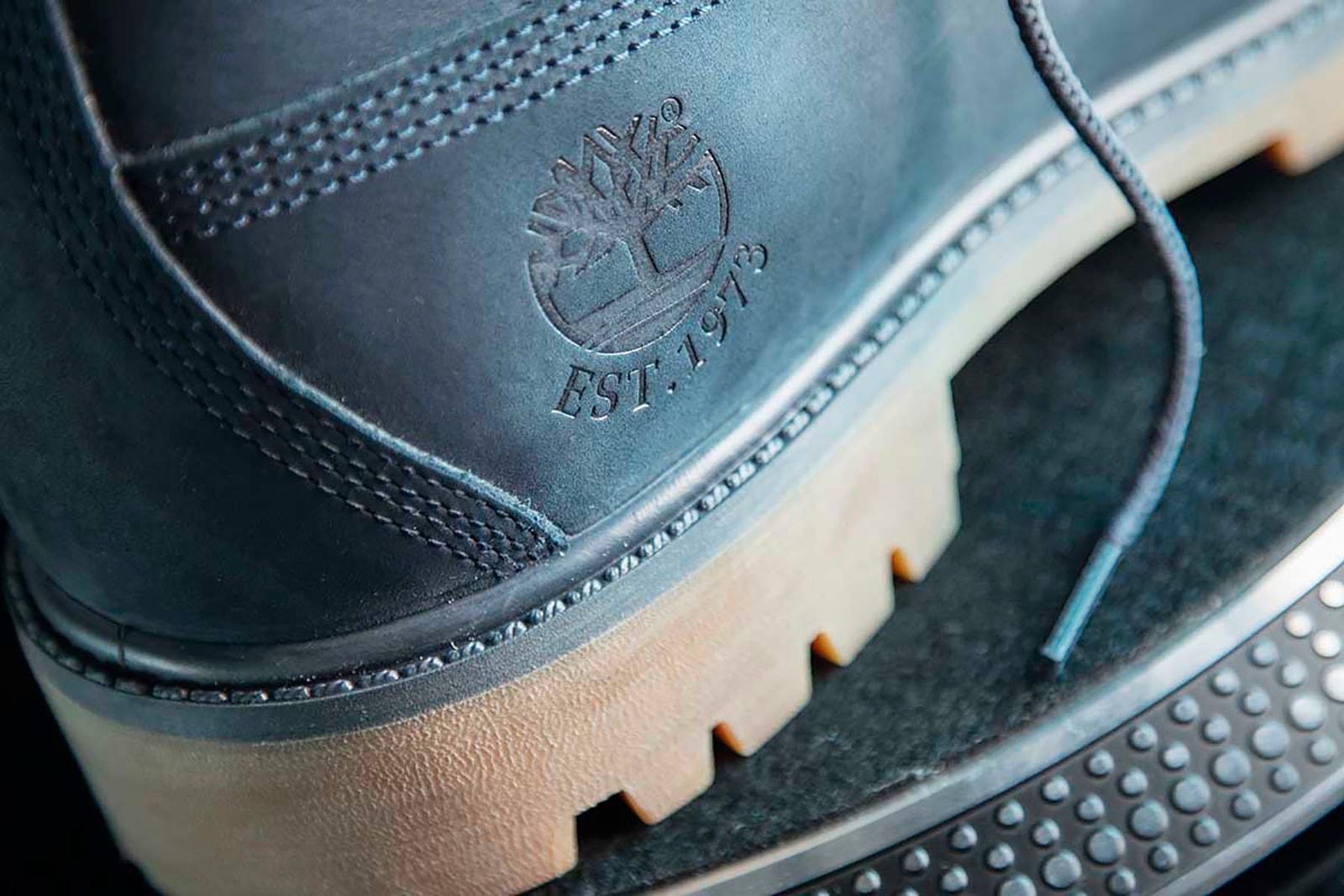 Timberland 經典黃靴誕生 45 年,帶來兩款週年紀念別注版