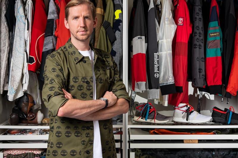 Timberland 宣佈英國設計師 Christopher Raeburn 為品牌全球創意總監