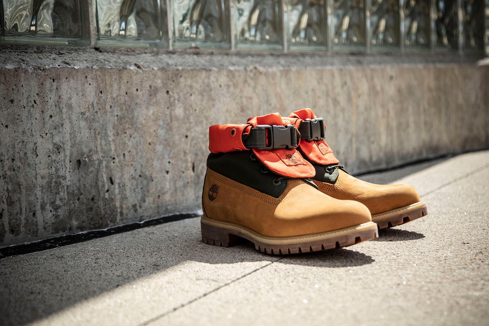 Timberland 再添經典成員,帶來全新 6 寸 Gaitor Boot 系列