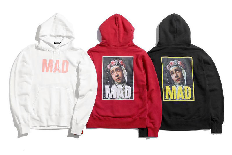 UNDERCOVER 2018 最新 MADSTORE 獨佔系列發佈
