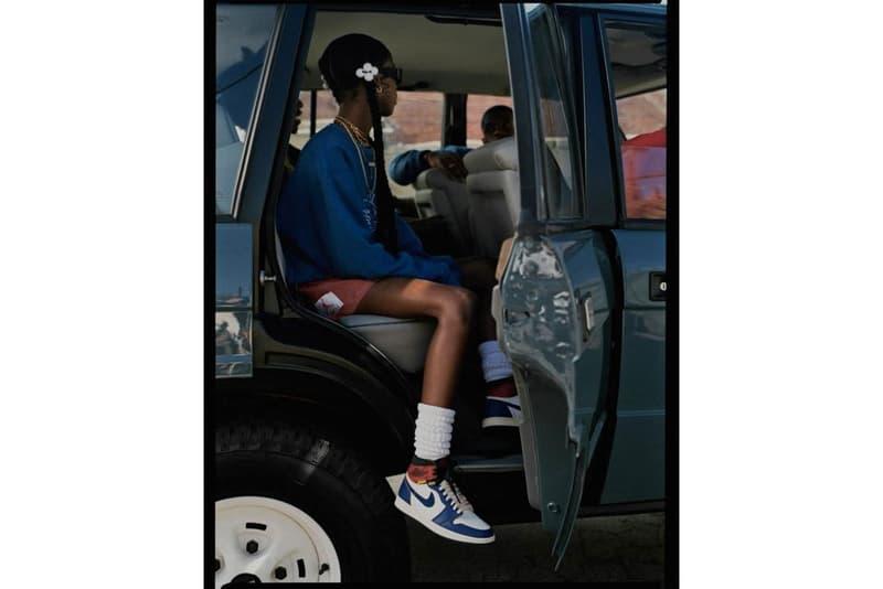 Union LA x Jordan Brand 聯乘系列正式發佈