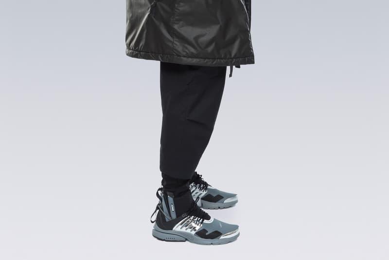 ACRONYM® x Nike Air Presto Mid 全新聯乘配色曝光
