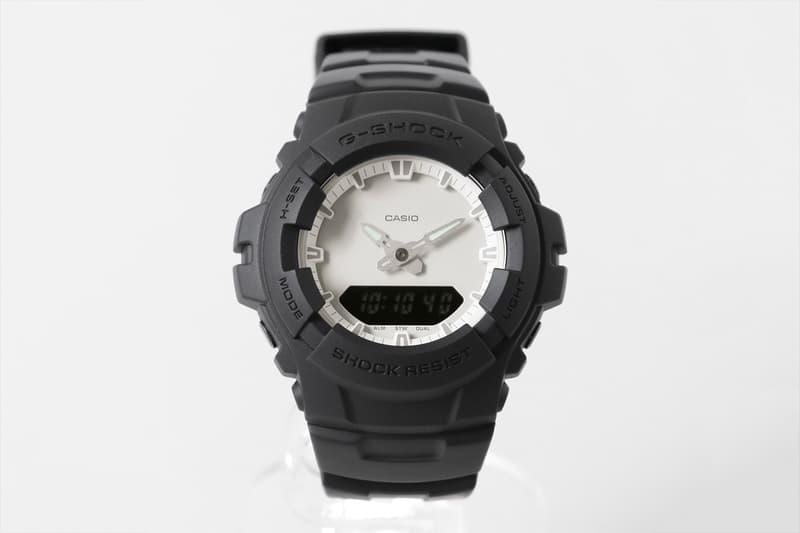 URBAN RESEARCH x G-SHOCK 最新 G-100 限量錶款