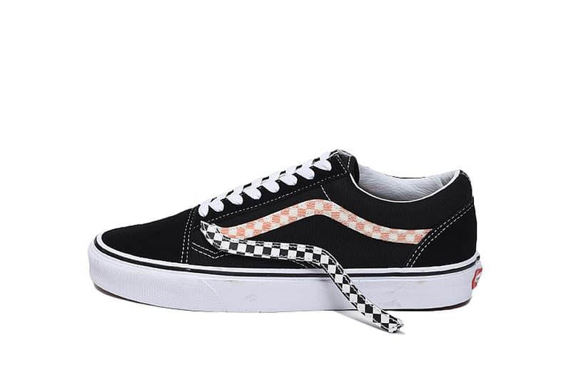 一鞋兩味-Vans 推出可替換 Logo 配色之 Old Skool 鞋款