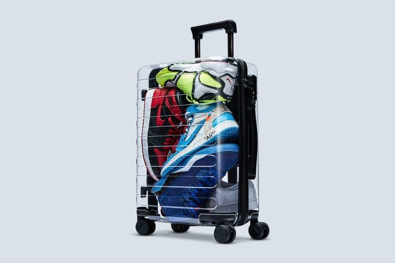 價格大差異!小米旗下品牌推出限量版透明行李箱