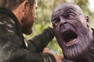 《Avengers: Infinity War》官方 Art Book 揭示了電影最終戰的另一個版本