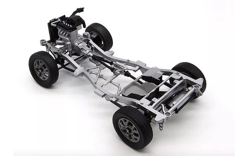 「迷你 G-Class」SUZUKI JIMNY 1/18 高像真模型車即將接受預訂!