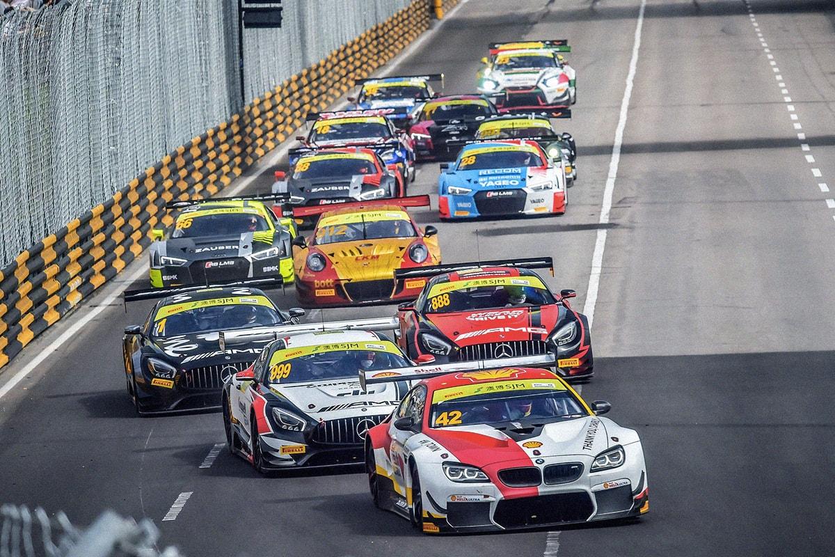 力壓群雄-BMW M6 GT3 奪下澳門格蘭披治大賽車 GT 世界盃冠軍!