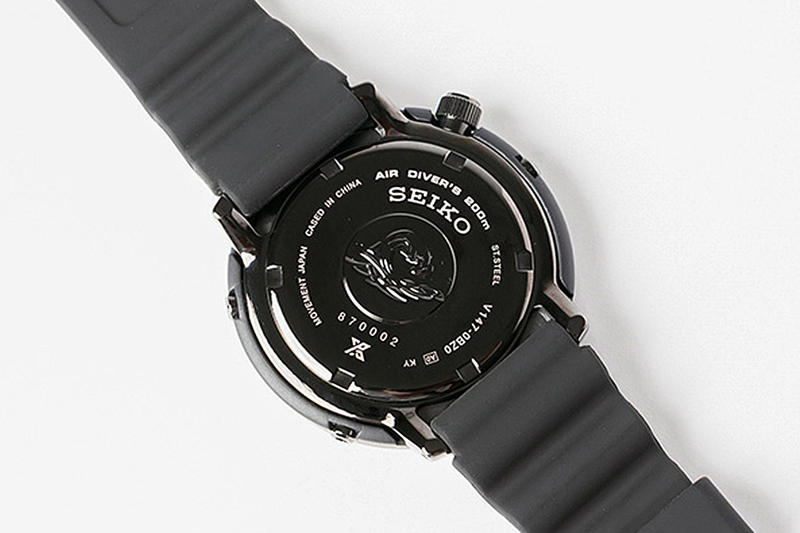 「藤原加持」後續-Freemans Sporting Club x SEIKO 聯名「太陽吞」第四彈!