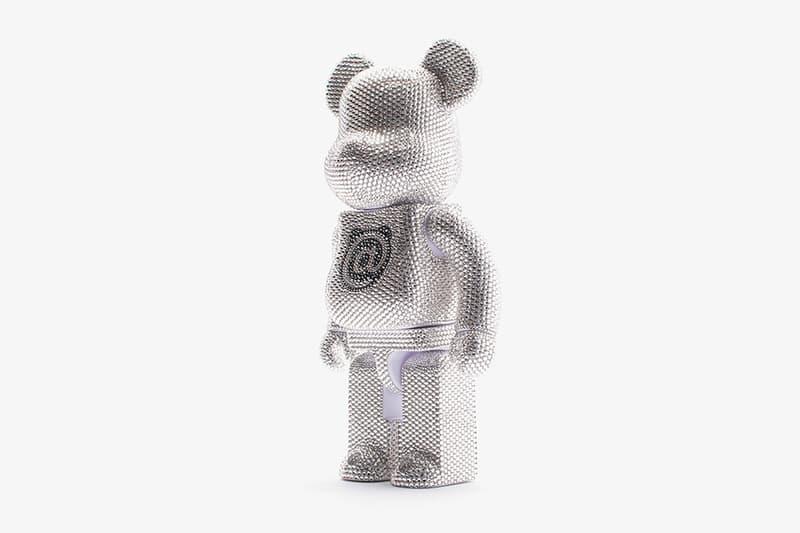水鑽 BE@RBRICK 重現!LIGHTS STYLE x Medicom Toy 攜手打造「Swarovski」BE@RBRICK 玩偶