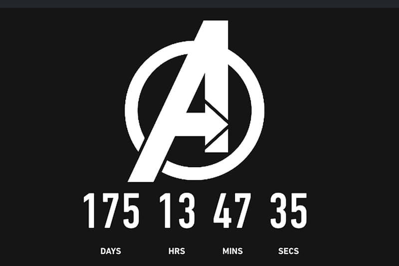 末日時計-Marvel 釋出《Avengers 4》倒數時鐘