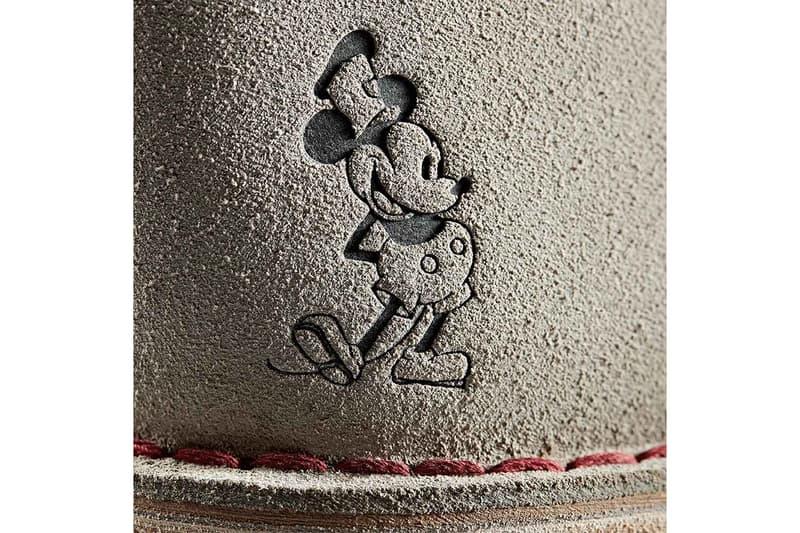 Mickey Mouse 九十周年-Mickey Mouse x Clarks 攜手打造別注優質 Desert Boots