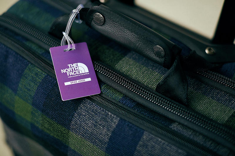 跨界合作-The North Face Purple Label x Spike Jonze 攜手打造旅行袋系列
