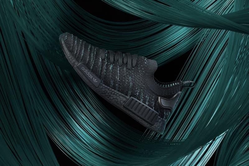 深層意義-adidas x Parley 以暗黑塑造海洋之美