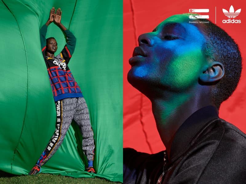 adidas Originals by Pharrell Williams 2018 秋冬 SOLARHU 系列正式發佈