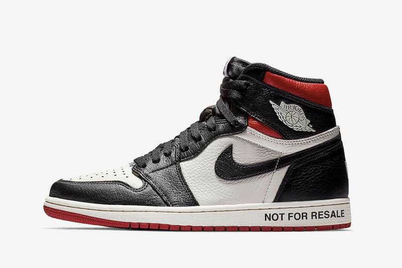 諷刺意味-Air Jordan 1「No L's」Varsity Red 官方圖片釋出