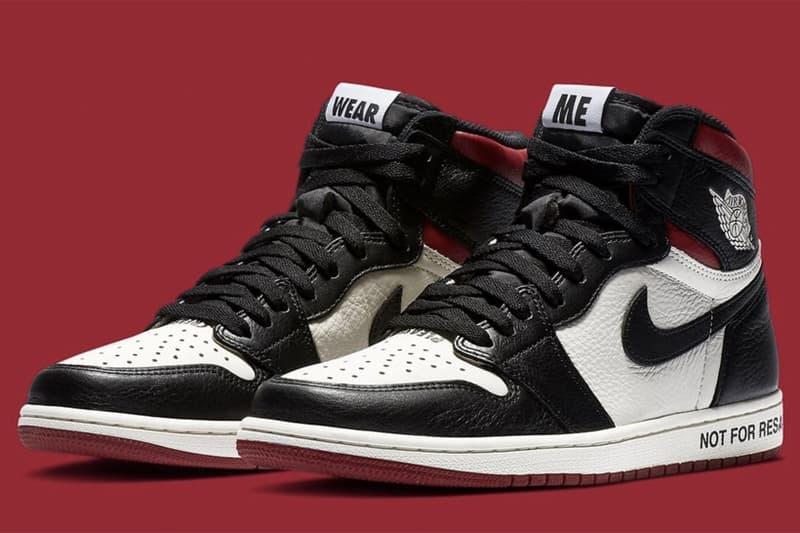 打擊炒賣!國外鞋舖規定購買 Air Jordan 1「Not for Resale」後必須落地與走出大門