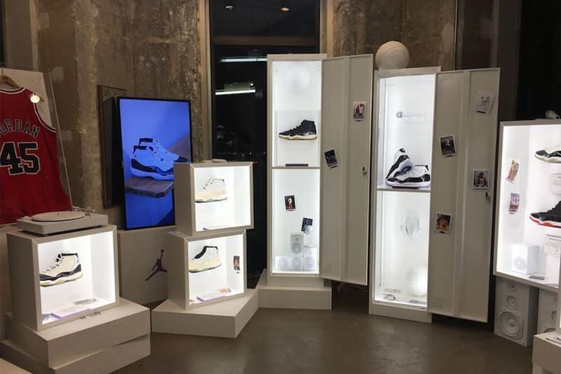 Sneakersnstuff 展示 Michael Jordan 實穿 Air Jordan 11 歷代 OG 配色