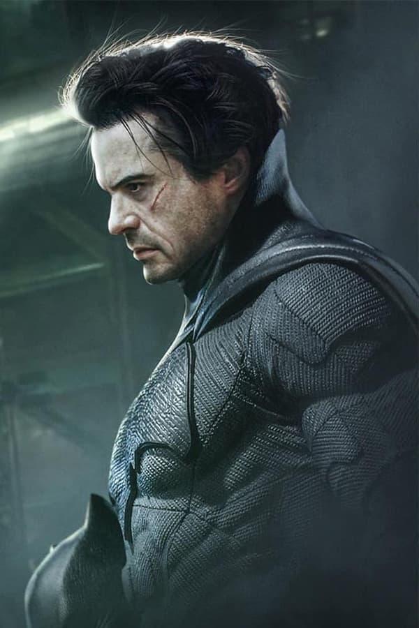 當 Superman 換上 Captain America 套裝!藝術家打造 Marvel 與 DC 角色造型互換