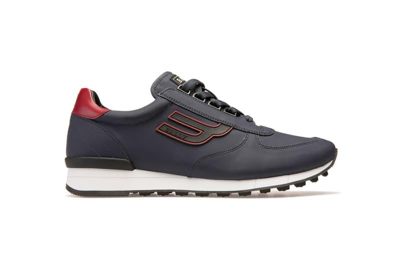 復古回歸-BALLY 為經典 Galaxy 運動鞋款帶來全新配色