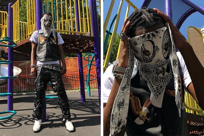 Bloody Osiris:從事時尚行業從來就不是我的目的