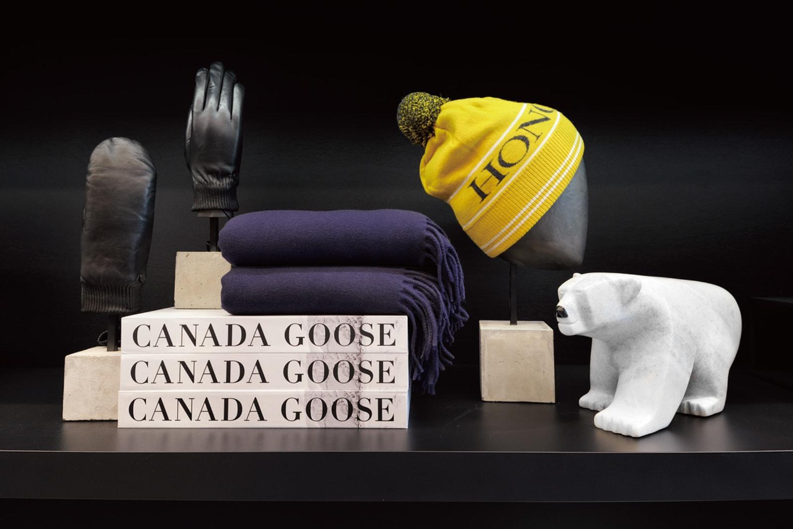 超強機能服飾品牌 Canada Goose 開設香港首間專門店