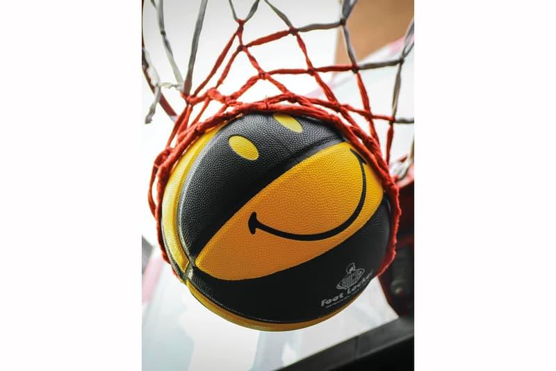 再接再厲-Chinatown Market x Foot Locker 推出聯乘籃球