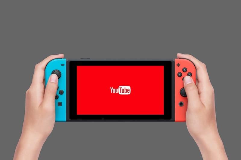 不只是遊戲機!據悉 YouTube 即將於 Nintendo Switch 上應用