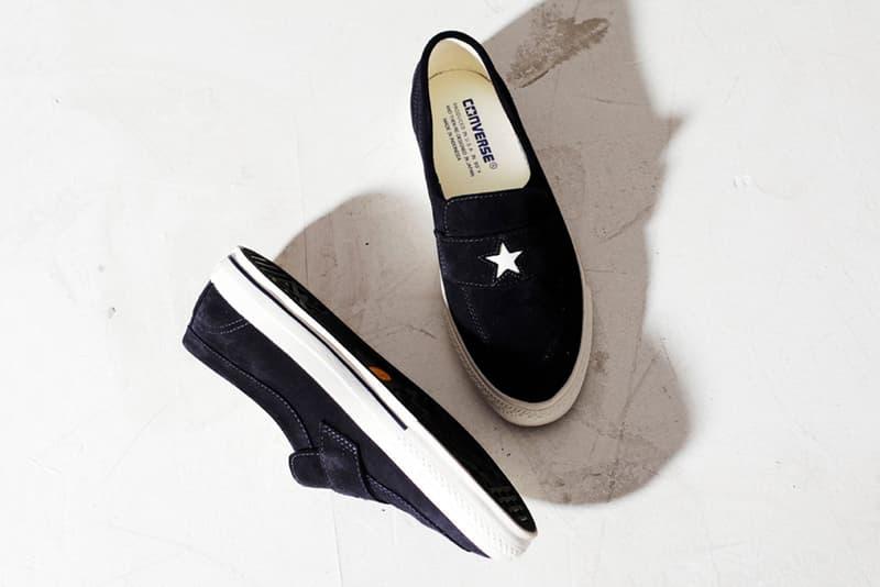 Converse Addict 全新「One Star Loafer」即將發售