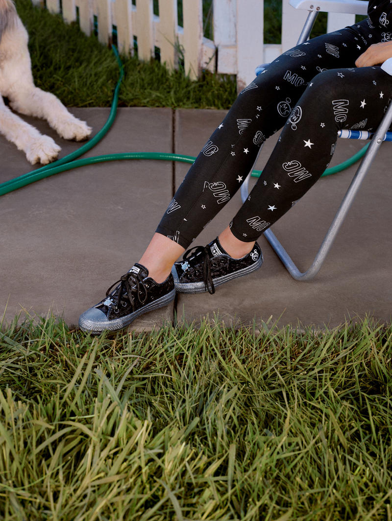 Converse x Miley Cyrus 2018 假日季聯乘系列登場