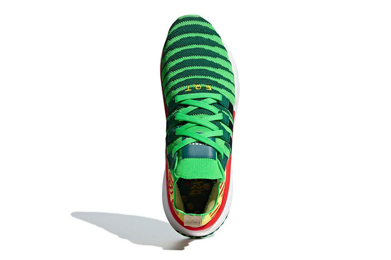 《Dragon Ball Z》x adidas EQT Support ADV Primeknit「Shenron」官方圖片釋出