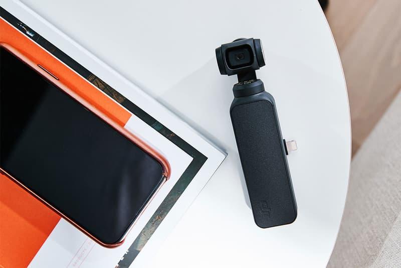 大疆 DJI 推出便攜式 4K 雲台相機 Osmo Pocket