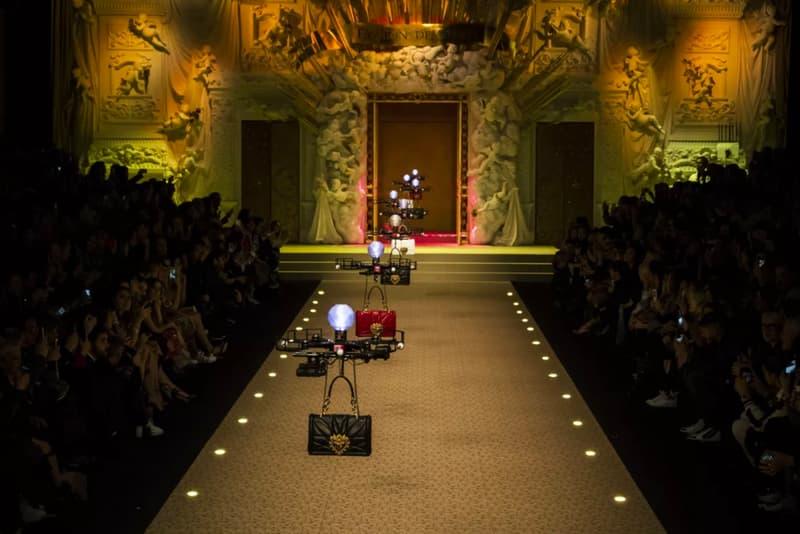 Dolce & Gabbana 因設計師不當言論導致上海大秀被取消