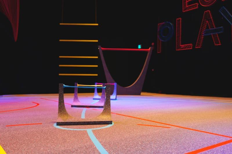 走進《ESKYIU PLAYKITS》多變互動展覽