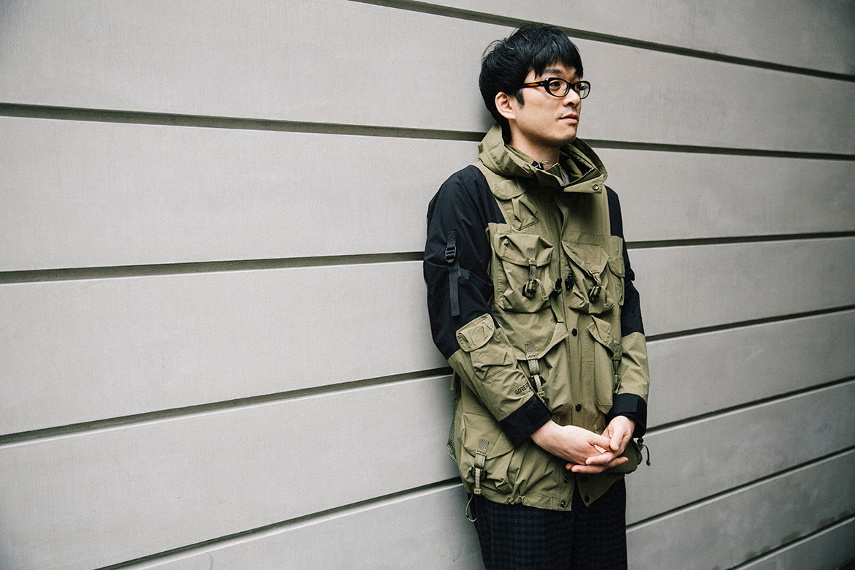 Essentials:日本設計師倉石一樹 Kazuki Kuraishi