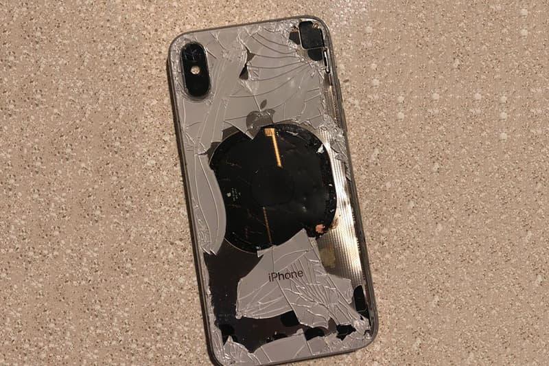 外國有用戶 iPhone X 更新 iOS 12.1 後無故自焚