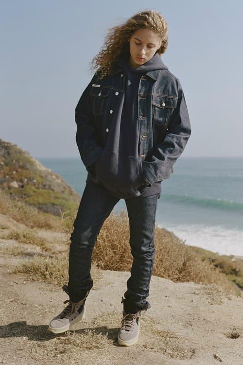 Fear of God 副線 ESSENTIALS 發佈全新「California Winter 2019」系列