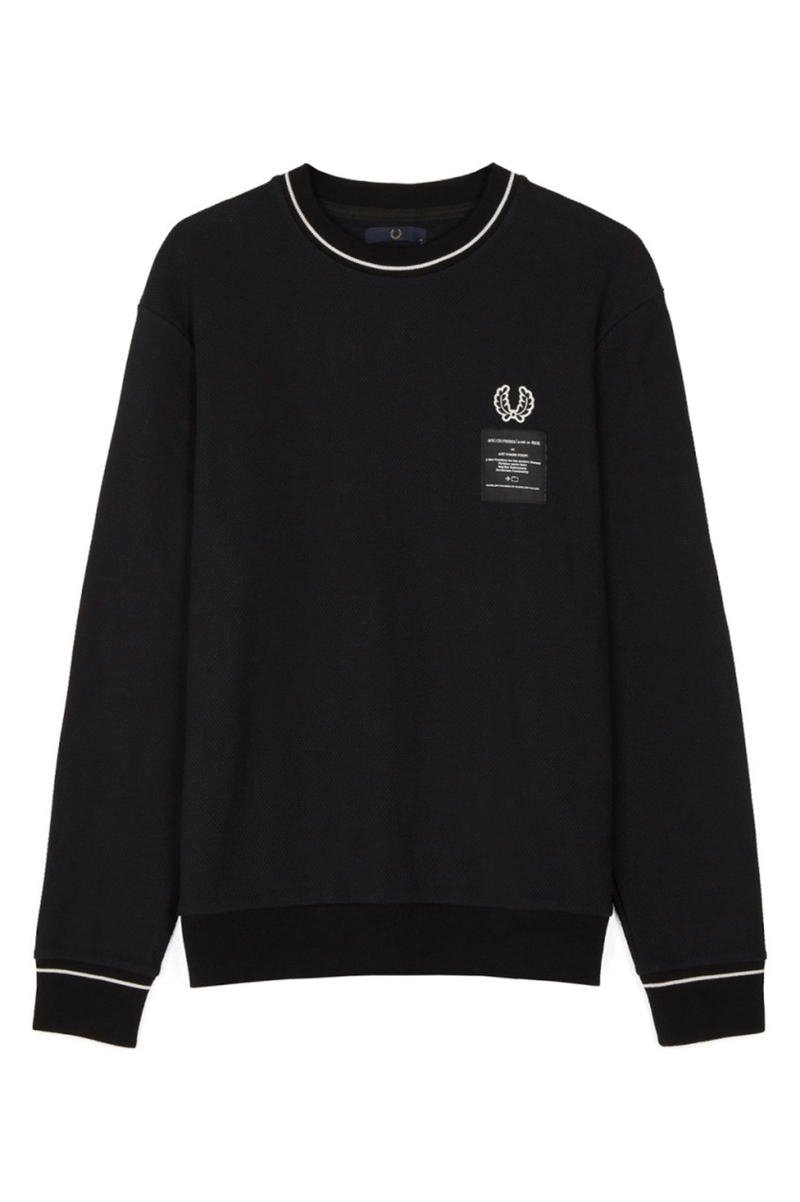 Fred Perry  x Art Comes First 最新 2018 秋冬系列登場