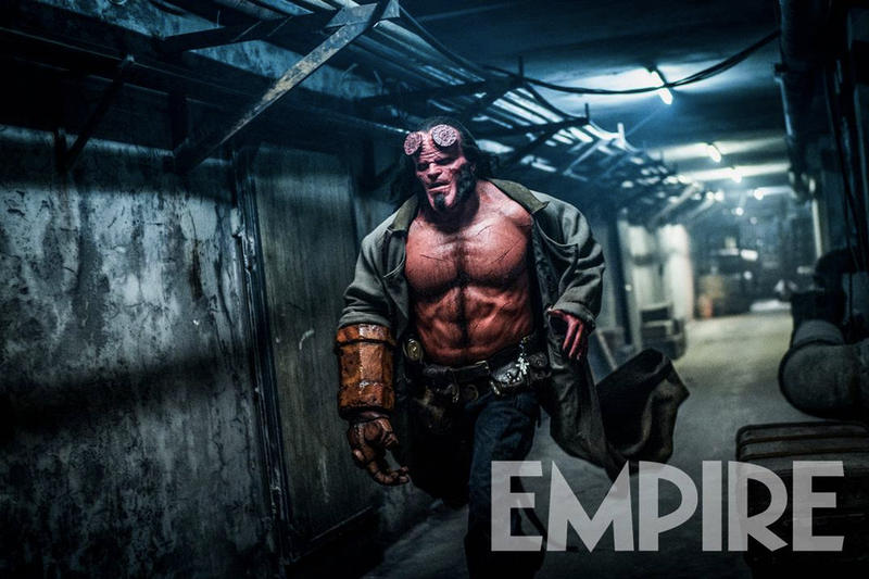 「地獄怪客」新版電影《Hellboy: Rise of the Blood Queen》最新劇照釋出