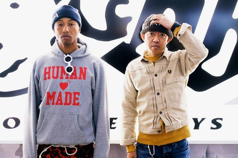 Pharrell 助陣-NIGO 親導 Honest Boyz 新曲《Tokyo Dip》MV
