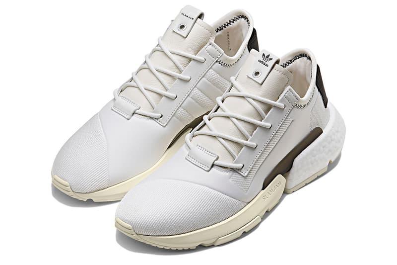 Slam Jam x adidas Consortium 聯手製作極簡味道鞋款系列