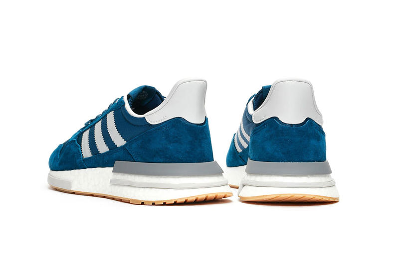 Sneakersnstuff x adidas Originals 攜手重塑復古感 ZX500 RM