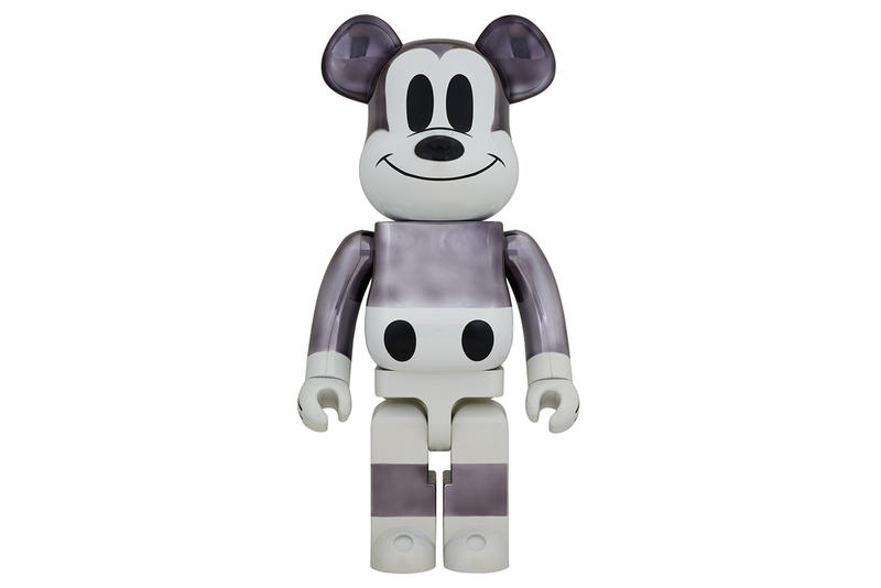 Fragment Design x Medicom Toy 九十周年 Mickey Mouse 經典改造 BE@RBRICK
